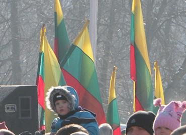Lietuva - tai sąžinė