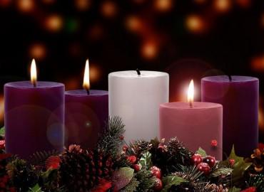 Laukiant Kalėdų