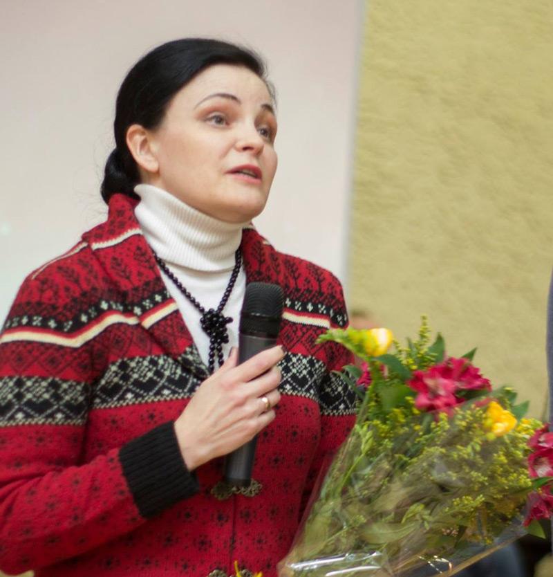 Anželika Krikštaponiene