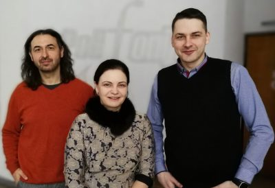 Anželika Krikštaponienė, Vytis Lembutis, Olegas Paliulis