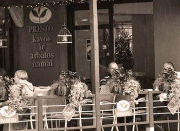 """Kovo 20 d.  kavinė """"Presto"""" Šiauliuose tapo Laimės ir gerumo ambasada"""
