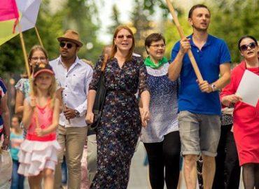 BŪKITE DRĄSIOS ŠIRDIES - Sekminių šventė, Šiauliai 2019 (Video)