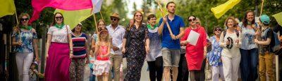 BŪKITE DRĄSIOS ŠIRDIES - Sekminių šventė, Šiauliai 2019