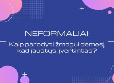 Podcast - NEFORMALIAI
