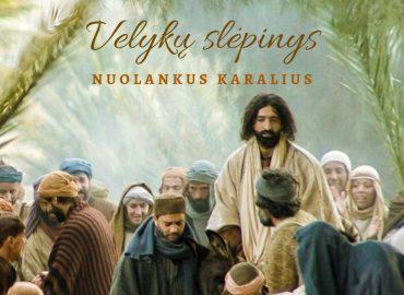 Pamokslas | 2020 04 05 | Velykų slėpinys. Nuolankus Karalius