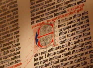 Gutenbergo Biblija