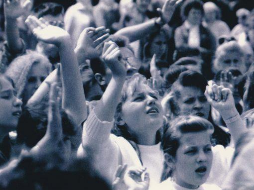Dvasios uždegti - 1989 / 1991 metai