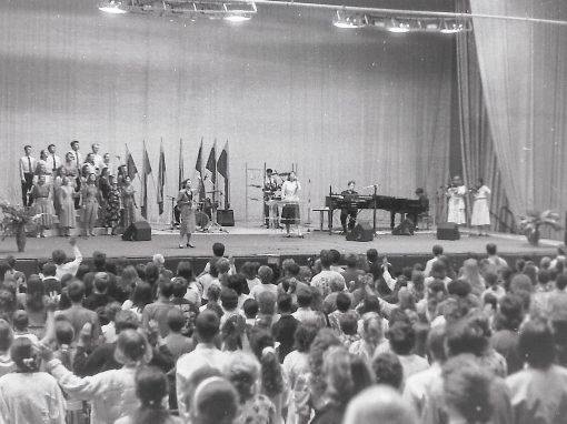 Sielų pjūtis, bažnyčios augimas ir jos statymas – 1991 / 1993 m. (II)