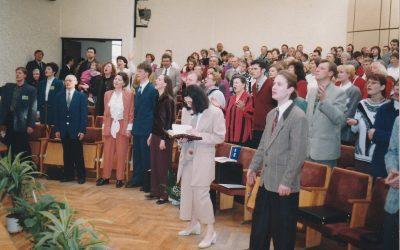 Vieningai įsišakniję Kristuje, arba Evangelijos žinios sklaida, ekumenizmo plėtra  – 1997 / 2000 m. (IV)