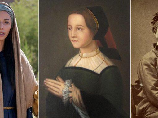 Joninių proga kelios žymiosios Joanos ir viena Jane